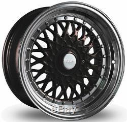 17 Noir P Dare Dr-Rs Roues Alliage pour BMW Mini R50 R52 R55 R56 R57 R58 R59