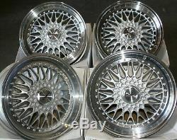 17 Spl Vintage Roues Alliage pour 4x100 BMW Mini R50 R52 R55 R56 R57 R58 R59