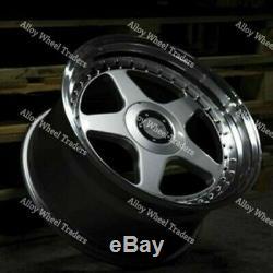 18 DR-F5 8.0J Roues Alliage Pour BMW E36 Mini Countryman Paceman Jc R60 R61