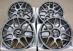 18 Pouce Roues Alliage CRUIZE CR1 GM Pour BMW X1 F48 2 Série Tourer