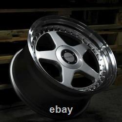 18 Spl Dare DR-F5 Roues Alliage Pour BMW E36 Mini Countryman Paceman Jc R60