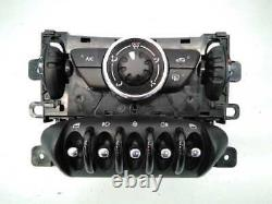 3456673 commande chauffage bmw mini (r56) one d 2006 e3 a2 50 2 1926560