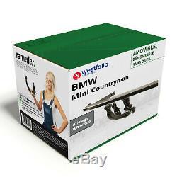 Attelage BMW Mini Countryman 02.2017 à ce jour Amovible Westfalia article neuf