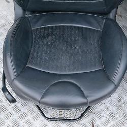 BMW MINI COOPER 1 R56 Sport Complètement en cuir noir intérieurs sièges avec