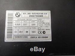 BMW MINI ONE R56 LCI écu +serrure+porte tonneau / 2010 N16 MANUEL 7607685