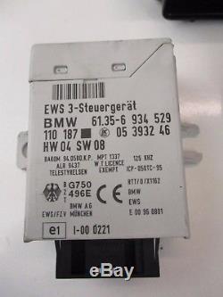 BMW MINI R52 Cooper Facelift écu Clé Kit MANUEL 2004 Essence W10 7545789 #16