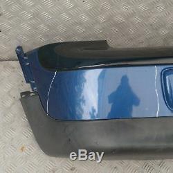BMW Mini Clubman R55 Pare-Chocs Arrière Bordure Panneau Lightning Bleu Métallisé