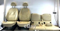 BMW Mini Complet Beige/Crème Complet Cuir Intérieur Siège Pour R52 Convertible