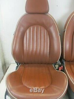 BMW Mini Complet Trottoir Edition Cuir Intérieur Siège pour R52 Convertible