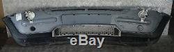 BMW Mini Cooper 1 R50 Avant Pare-Choc Panneau Cosmosschwarz Cosmos Noir 303