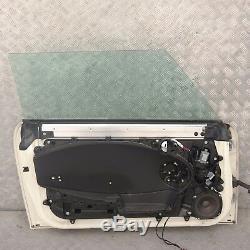 BMW Mini Cooper 6 R55 R56 R57 R58 R59 Porte avant Gauche N/S Poivre Blanc 850