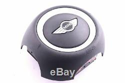 BMW Mini Cooper One 10 R55 R56 Trois Rayons Volant Conducteur Sport Airbag