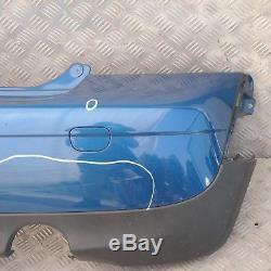 BMW Mini Cooper One 2 R56 R56N R57 LCI Panneau Pare-Chocs Arrière Eclairage Bleu