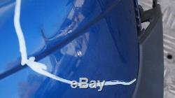 BMW Mini Cooper One 3 R56 R56N R57 LCI Panneau Pare-Chocs Arrière Eclairage Bleu