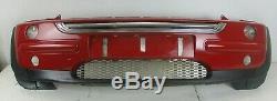 BMW Mini Cooper / One Pré Facelift avant Pare-Choc en (Chilli Rouge 851) pour