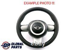 BMW Mini Cooper One R50 R52 R53 Neuf en Cuir Noir Sport Volant 6762457