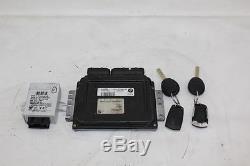 BMW Mini Cooper One R50 R53 R52 Unité de Commande Moteur ECU Dme Set Ews 7514587