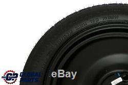 BMW Mini Cooper One R50 R56 Compact Rechange Roue Acier Noir 115/70 R15 1509164