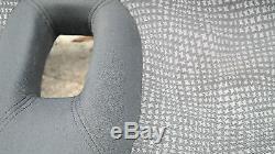 BMW Mini Cooper One R50 Tissu Intérieur Siège Arrière Siège Banquette