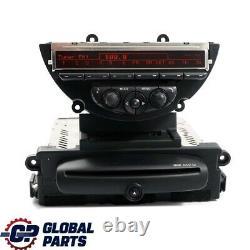 BMW Mini Cooper One R55 R56 LCI R60 Radio Boost CD 3456513