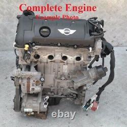 BMW Mini Cooper One R55 R56 R57 LCI R59 R60 R61 Nue Moteur N16B16A Garantie