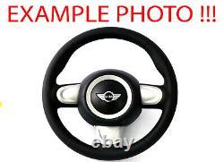 BMW Mini Cooper One R55 R56 R57 R60 Neuf Cuir Volant Sport 3 Rayon