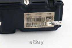 BMW Mini Cooper One R56 ABS Hydro Freinage Unité Pompe Module 6779301