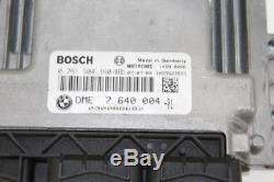 BMW Mini Cooper One Unité de Commande Moteur ECU Jeu Clés 7640004