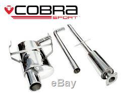 BMW Mini Cooper One échappement Sport Cobra (BM30)
