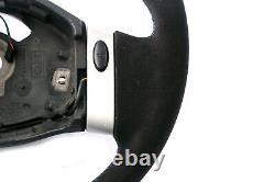 BMW Mini Cooper R50 R52 Cooper Neuf Noir Volant Cuir 2 Rayon Bord
