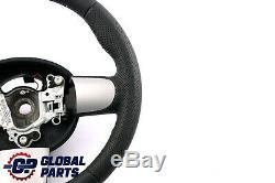 BMW Mini Cooper R50 R52 R53 Neuf Cuir Noir Volant Sport 6762457
