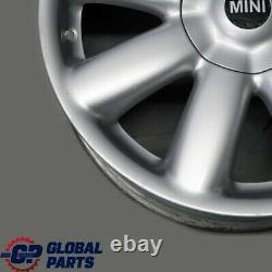 BMW Mini Cooper R50 R55 R56 Jante Alliage 17 7J Crown Spoke 104 6769411