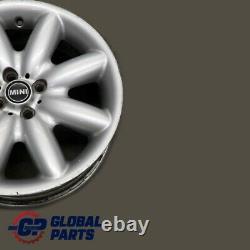 BMW Mini Cooper R50 R55 R56 R57 Argent Jantes Alu 17 Et 48 7J Spoke 85