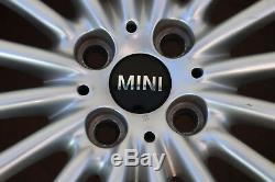 BMW Mini Cooper R50 R55 R56 R57 Argent Roue Jante en Alliage 17 7j