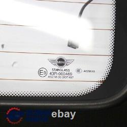 BMW Mini Cooper R52 Cabriolet 1 Capot Housse Capote Noir