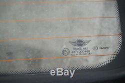 BMW Mini Cooper R52 Cabriolet Convertible Toit Pliable Souple Housse Noir
