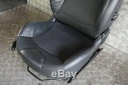 BMW Mini Cooper R55 R56 LCI Sport Noir Tissu/Cuir Avant Droit O/S Seat