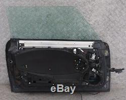 BMW Mini Cooper R55 R56 R57 R58 R59 Porte avant Gauche N/S Astro Noir Métallisé