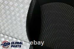 BMW Mini Cooper R55 R56 R57 Siège Sport Tissu/Cuir avant Droit Charbon Noir