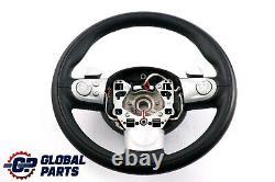 BMW Mini Cooper R55 R56 Volant Sport Cuir Interrupteur Swing Multifonction