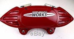 BMW Mini John Cooper Works BREMBO FREIN Côté GAUCHE / S JCW R56 R55 R57 R60
