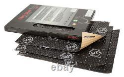 BMW Mini One (R50) 01-06 Retro Sound Haut-Parleur 165mm Avant + Stp Alubutyl