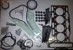 BMW Mini One et Cooper R56 R57 R58 1.6 Ensemble Boulons Joint de Culasse &