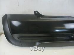 BMW Mini R50 Cooper / One Pare-Chocs Noir Ligne Extérieur Lifting Origine