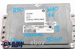 BMW Mini R50 R52 One 1.6i 90HP Commande 7553735 Ews Clé Boîte de Vitesses