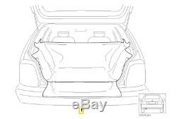 BMW Mini R55 Clubman Neuf D'Origine Protecteur de Coffre Ligne 51470432367