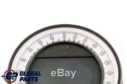 BMW Mini R55 R56 Ensemble Instrument Speedo Navigation Écran Pare-Brise 9136200