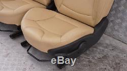 BMW Mini R57 Cabriolet Convertible Sport Tuscan Cuir Beige Chauffé Siège
