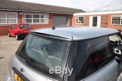 BMW Mini arrière Becquet de coffre / aile 2001-2008 Non Peint Neuf