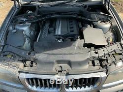 BMW Moteur Complet X3 E83 3.0i M54B30A 306S3 170kW Avec 30 Jours de Garantie
